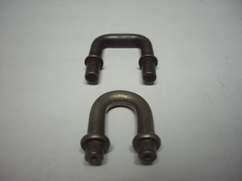 Fábrica de Fixador de Teto em Aço Niquelado Garibaldi - Fixador Curvado