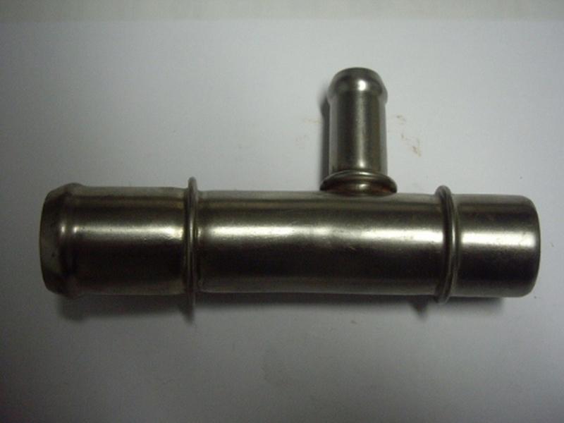 Peça Tubular de Metal Lajeado do Bugre - Peça Tubular Curva