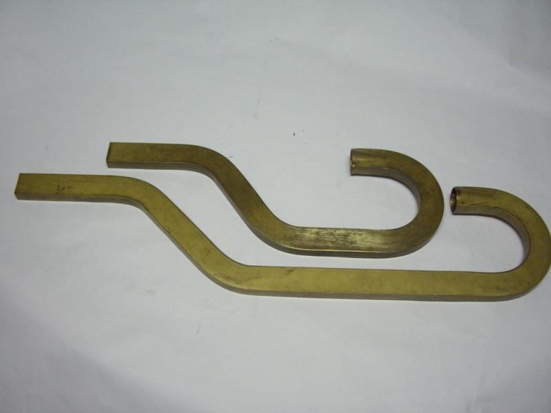 Peça Tubular Galvanizada Limeira - Peça Tubular Curva
